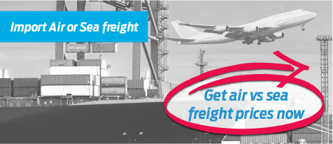 Get an air vs sea freight quote with our free online freight quote calculator. No sign-up or registration needed. Try now.