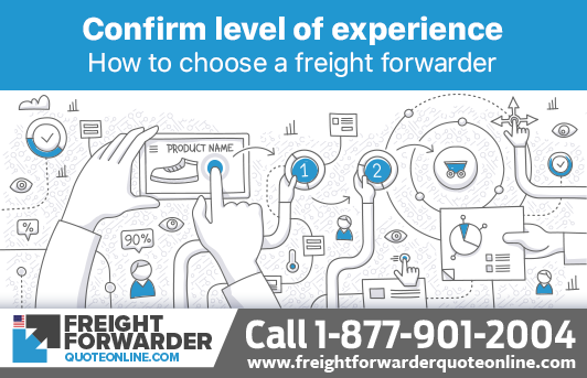 How to choose a freight forwarder - A simple and effective method