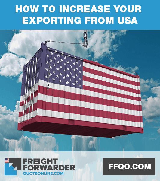 Strategies on how to increase your exporting from USA